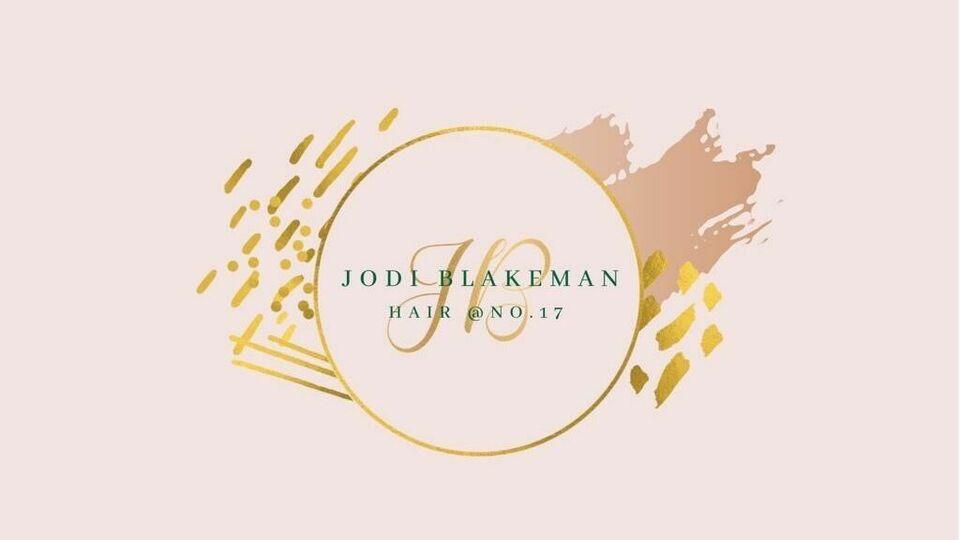 JODI BLAKEMAN       Hair@No17
