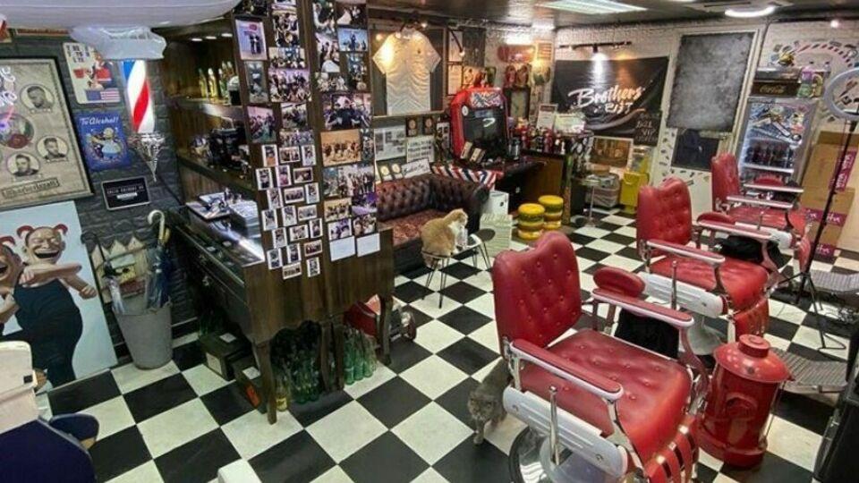 Kwun Tong - Brothers Men Barbershop (Shop 1)