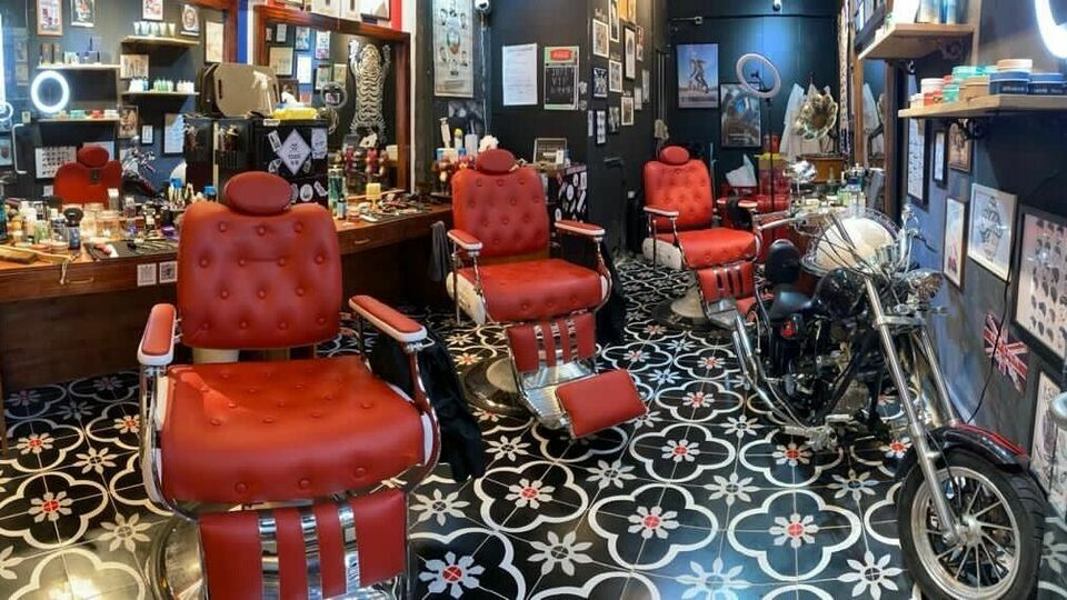 TST Shop - Brothers Men Barbershop (Shop 4)