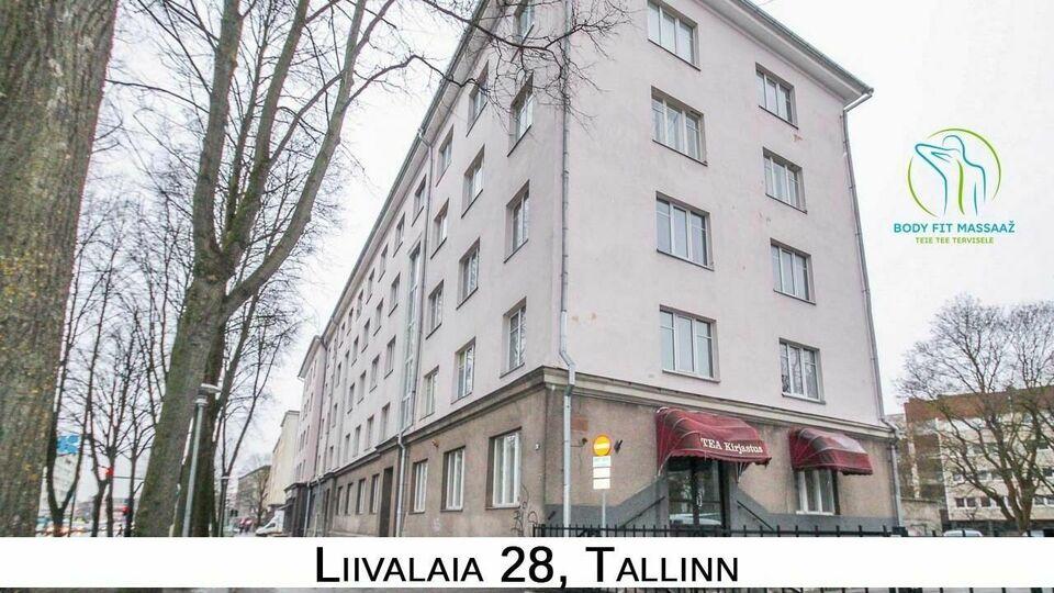 Body Fit Massaaž Tallinn Liivalaia