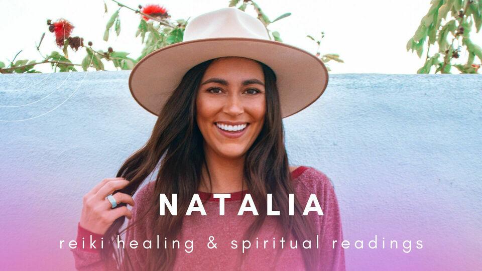 NATALIA | reiki healing & spiritual readings