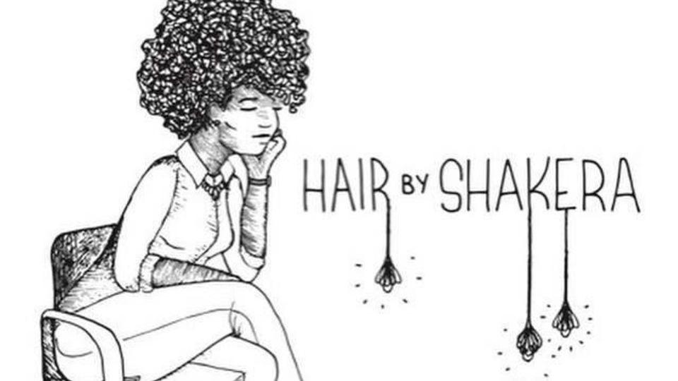 'HairByShakera' at MYX BEAUTY