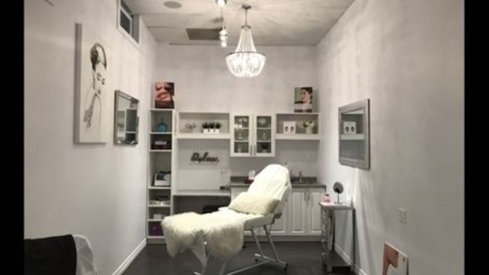 NuBeauty Medical is located inside of Nova Vita Salon