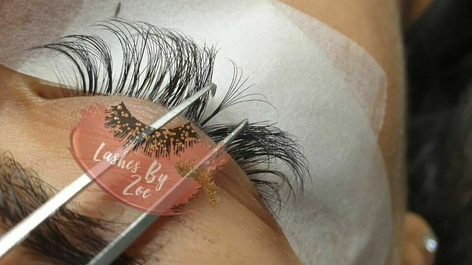 Lashes by Zoe