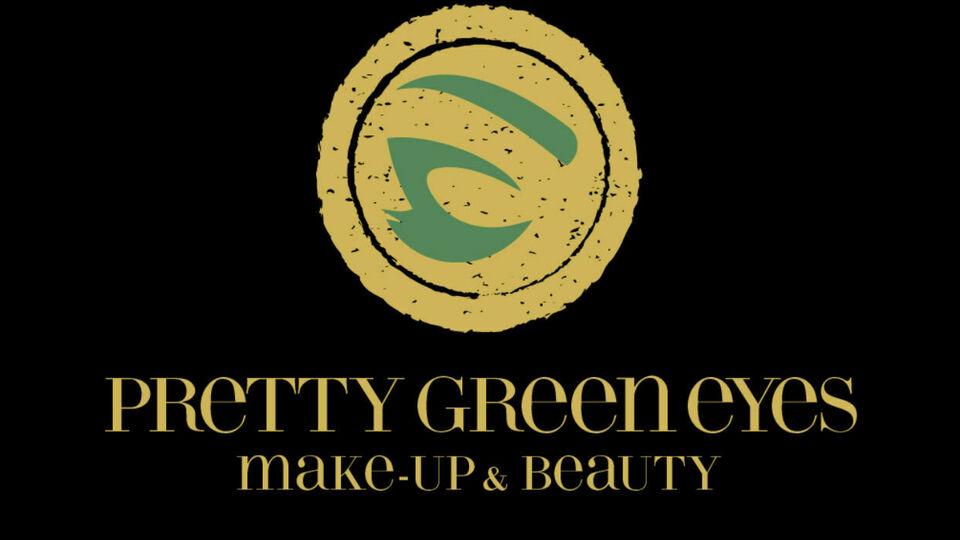 Pretty Green Eyes Make up & Beauty