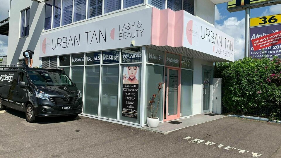 Urban Tan Lash & Beauty