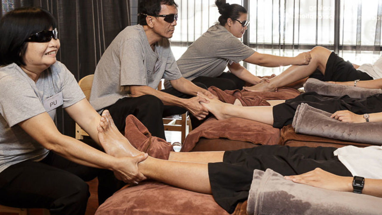 Perception Blind Massage - 58 North Sathon Road 56 - Krung Thep Maha Nakhon    Fresha