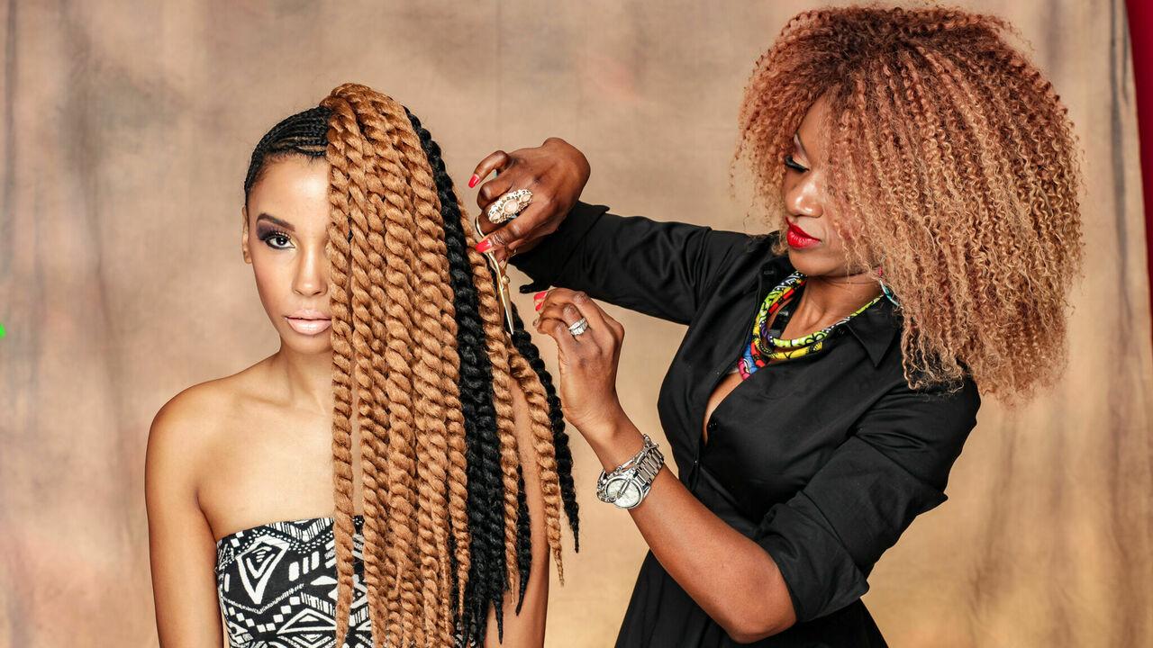 Bignon S Hair Braiding 6932 North Tryon Street
