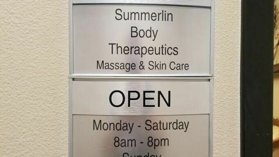 Summerlin Body Therapeutics Penelope Lohr