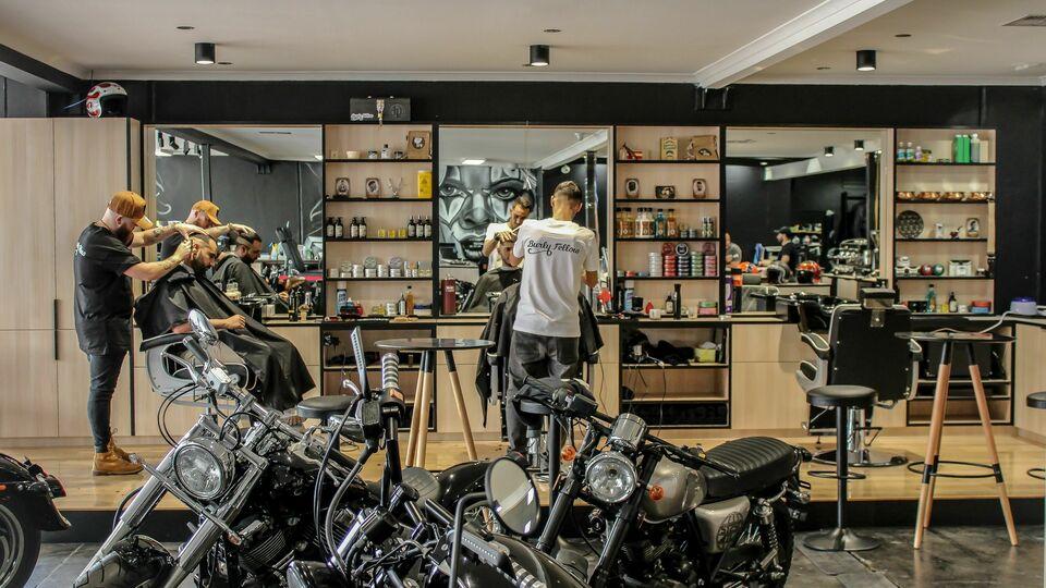 MotoInk Barbers
